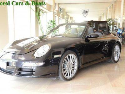 usata Porsche 911 Carrera Cabriolet Cabriolet*NAVI*Pelle TOT*IVA/V.A.T. ESP*