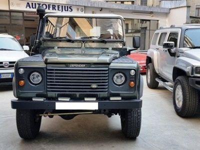 usado Land Rover Defender 90 2.5 td5 8posti