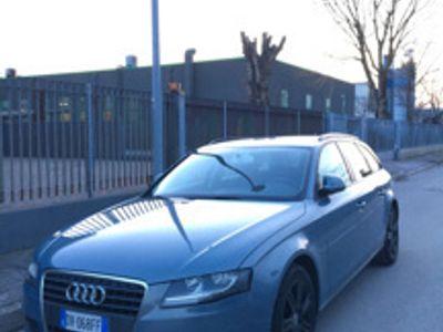 usado Audi A4 AVANT 2.0TDI 140kw