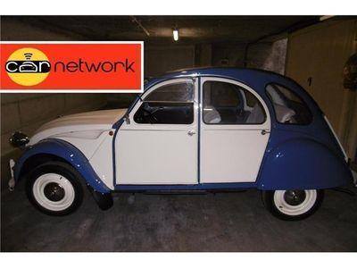 usata Citroën 2CV  proprietario privato - da collezione benzina cabrio