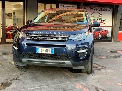 używany Land Rover Discovery Sport 2.2 SD4 HSE SPORT!24 MESI DI GARANZIA!!