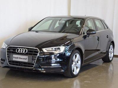 used Audi A3 SPB 2.0 TDI 184 CV clean diesel quattro S tronic Ambition