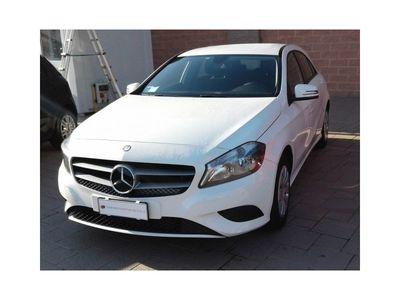 usata Mercedes A160 Cdi executive