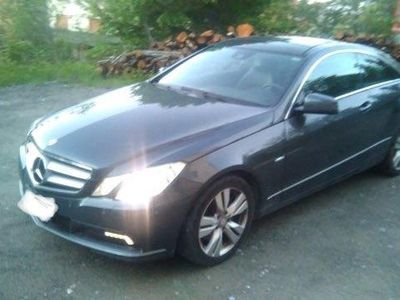 usata Mercedes E350 CDI Coupé BlueEFFICIENCY Avantgard
