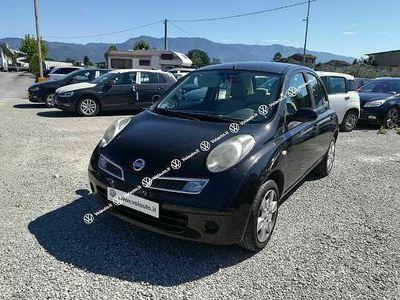 usata Nissan Micra 1.2 16V 5 porte Jive del 2008 usata a Montecatini-Terme