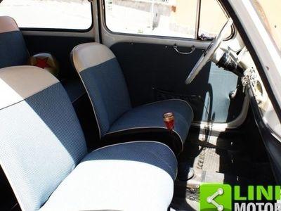 usado Fiat 600D 1964, Perfetta, iscritta ASI