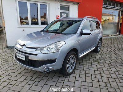 usata Citroën C-Crosser 2.2 HDi 160CV FAP Crociera Nera