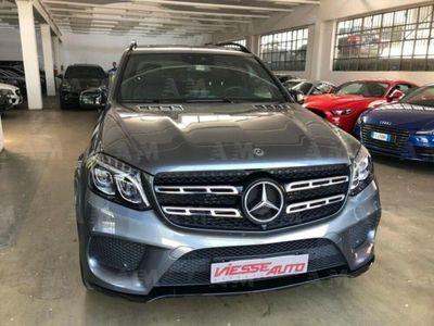 używany Mercedes GLS350 -