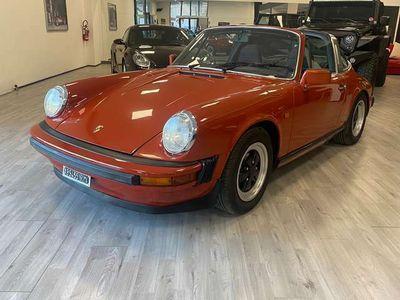 usata Porsche 911 2.7 TARGA 1973 150CV ISCRITTA A.S.I.