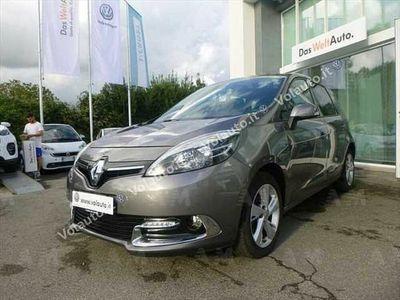 usata Renault Scénic XMod 1.5 dCi 110CV Start&Stop Live del 2013 usata a Montecatini-Terme