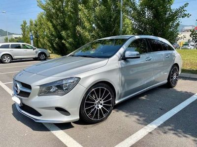 usata Mercedes CLA200 d S.W. Automatic Premium