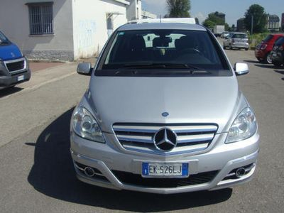 usata Mercedes B150 BlueEFFICIENCY Benzina Neopatentati