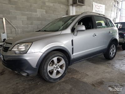 usata Opel Antara 4x4 150cv Diesel euro 4