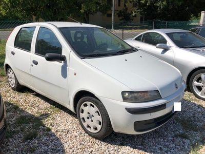 usata Fiat Punto 1.9 diesel 5 porte EL