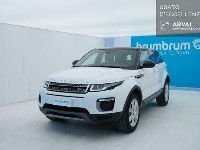 usata Land Rover Range Rover evoque 2.0 td4 SE Aut.