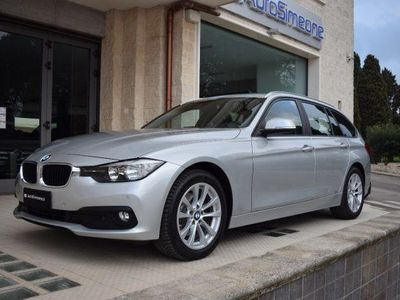 gebraucht BMW 320 d xDrive Touring Business Advantage aut.