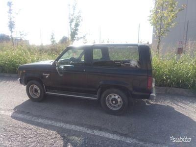 used Ford Bronco II epoca