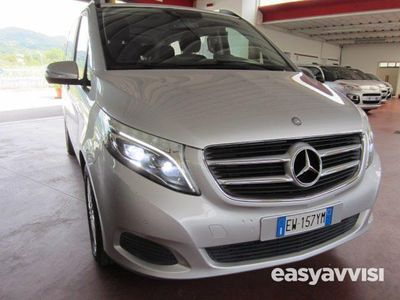second-hand Mercedes V220 cdi executive long 8posti doppia porta laterale diesel