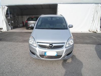 usata Opel Zafira 1.6 16v Ecom 94cv Cosmo Usato