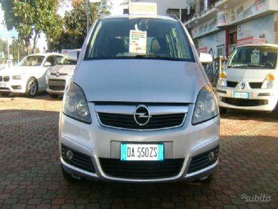 usata Opel Zafira 1.9 Cdti 120cv COME NUOVA