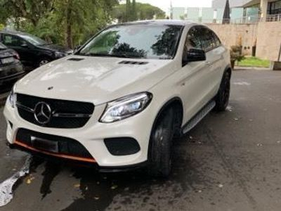 begagnad Mercedes GLE43 AMG AMG -Coupe Coupe 4M 9G-TRONIC OrangeArt Edition
