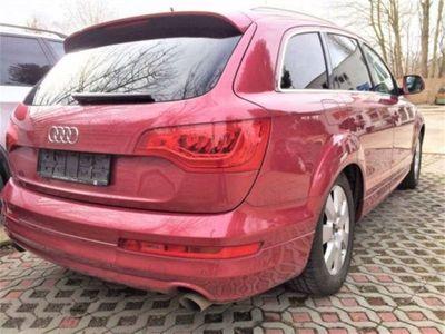 usata Audi Q7 3.0 TDI 240 CV clean diesel quattro tip. Advanced Plus del 2010 usata a Torino