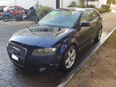 gebraucht Audi A3 2.0 TDI F.AP. 140 cv 389 0333038 perfetta