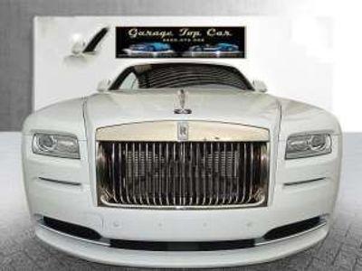 usata Rolls Royce Wraith + cielo stellato benzina