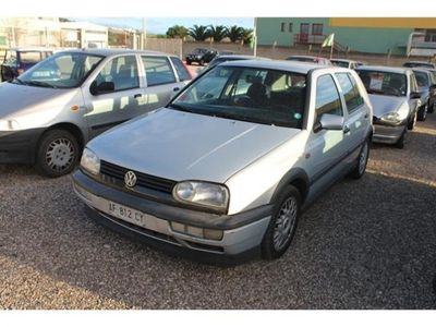 usata VW Golf 1.6 cat 5 porte GT