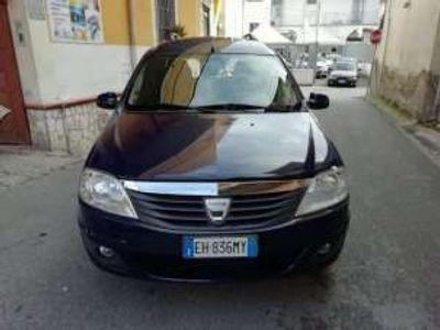 usata Dacia Logan MCV 1.6 GPL 5 posti Lauréate GPL