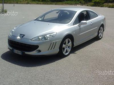 second-hand Peugeot 407 Coupe assistenza maniacale