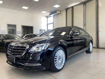 usata Mercedes S560 4Matic Premium Plus Lunga