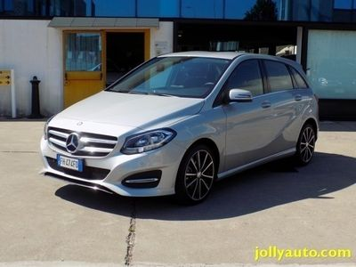 used Mercedes B220 d Automatic 4Matic Sport