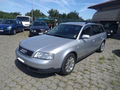gebraucht Audi A6 2.5 tdi 180cv 4x4 solo euro 900