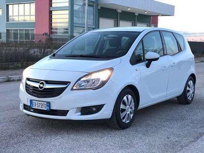 usata Opel Meriva 1.4 100CV Cosmo METANO