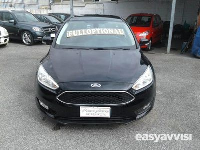used Ford Focus 1.5 TDCi 105 CV Start&Stop SW ECOnetic Business