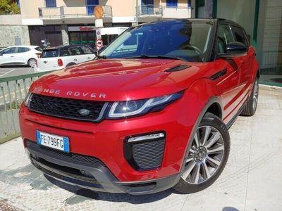 usata Land Rover Range Rover evoque 2.0 TD4 180 CV 5p. HSE DYNAMIC