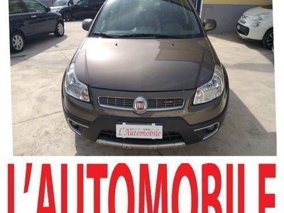 usata Fiat Sedici EMOTION 4x4 2.0mjt 135cv 6Marce 2011