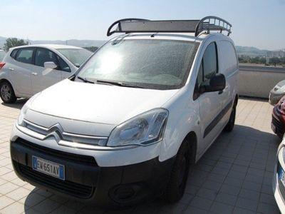 used Citroën Berlingo 1.6 HDi 90CV FAP Van 3 posti Club L1
