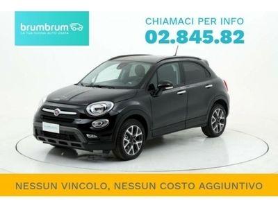 usata Fiat 500X Cross 1.6 Diesel 120cv Genova
