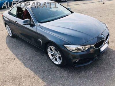 usata BMW 428 i Cabrio