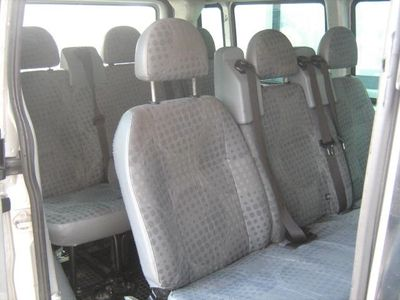brugt Ford Tourneo 280S 2.2 TDCi110 PC Minibus GLX- anche noleggio