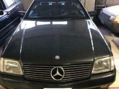 second-hand Mercedes SL320 3.2 cabrio benzina 231 cv