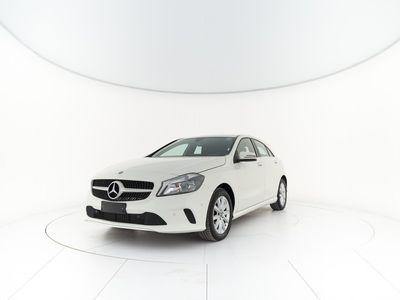 usata Mercedes A160 Classed Business del 2018 usata a Torri di Quartesolo