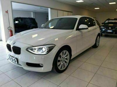 usata BMW 120 Serie 1 (F20) d 5p. Business