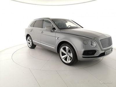 usata Bentley Bentayga W12