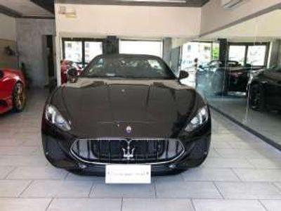 usata Maserati GranCabrio Cabrio Benzina