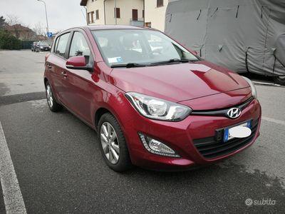 usata Hyundai i20 1.1Crdi Sound Edition 2014