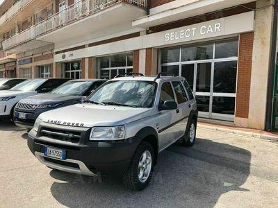 usata Land Rover Freelander 2.0 Td4 16V cat S.W. SE