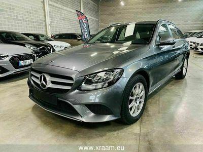 usata Mercedes C220 C 220d S.W. Automatic Business